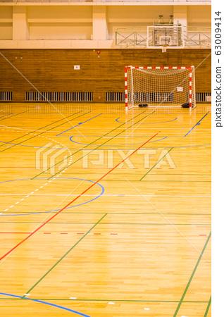 2月吉川市體育館小學手球會場 63009414