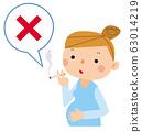 임산부 담배는 NG 63014219
