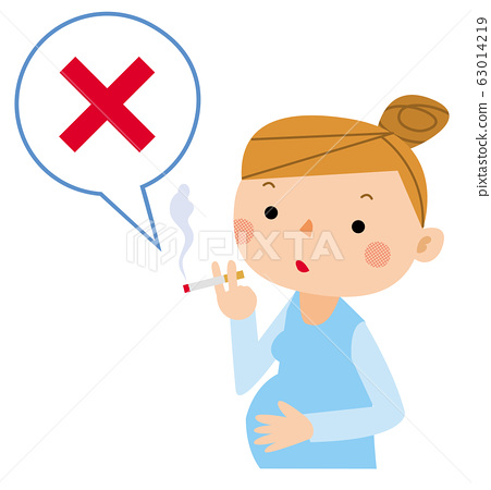Pregnant women cigarettes are NG 63014219