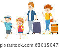 Family trip summer clothes 63015047