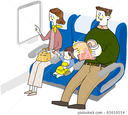 車輛旅行家庭 63018554