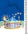 벡터 일러스트 페어 이벤트 축제 명소 테마파크 63020683