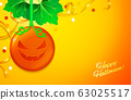 Beautiful Halloween background 63025517