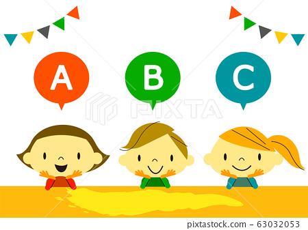 多彩儿童英语 63032053