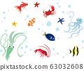 海洋和水邊生物 63032608