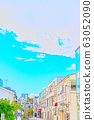 [Tokyo] Harajuku cityscape 63052090