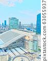 [Osaka Prefecture] Urban landscape 63055937