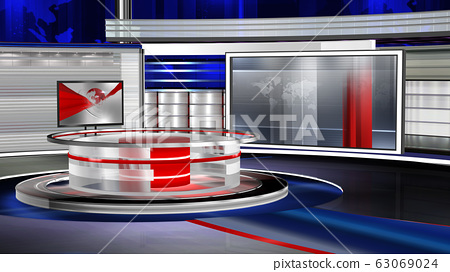 Virtual studio news 63069024