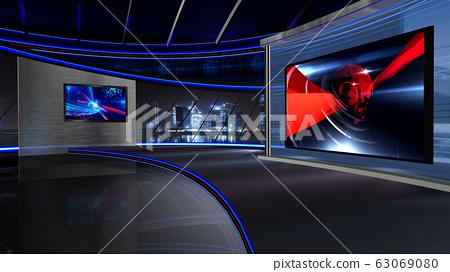 Virtual studio news 63069080