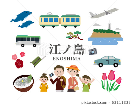 Family Travel Enoshima 63111835