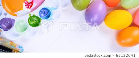 復活節彩蛋漆顏色復活節彩蛋漆顏色 63122641