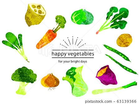 유기농 야채 세트 ② 63139366