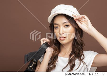 酷女人時尚肖像 63144927