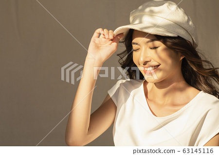 酷女人時尚肖像 63145116