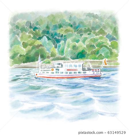 在德國萊茵河沿岸景觀 63149529