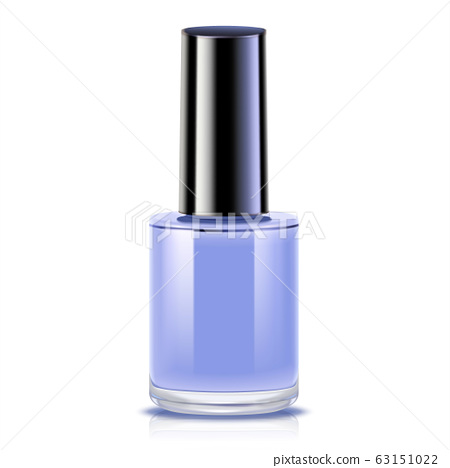 Purple nail lacquer 63151022