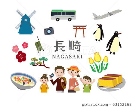 가족 여행 나가사키 63152168