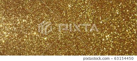 gold glitter sparkle texture background 63154450
