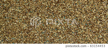 gold glitter sparkle texture background 63154453