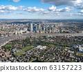 泰晤士河和倫敦重建金絲雀碼頭 63157223
