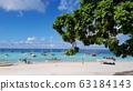 잔지바르의 해변 63184143