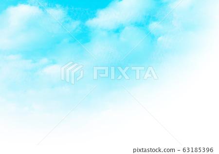 배경 소재 하늘 텍스처 63185396