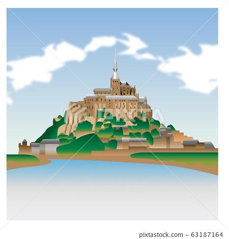 Mont Saint-Michel 63187164