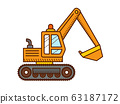 Excavator 63187172