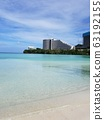 Beautiful beach 63192155