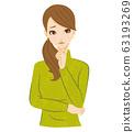 여성 생각 곤란한 질문 63193269