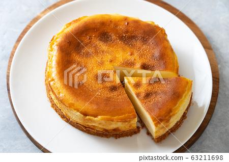 치즈 케이크 63211698