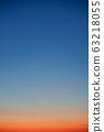 하늘의 그라데이션 63218055