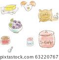 可爱烘焙材料 63220767