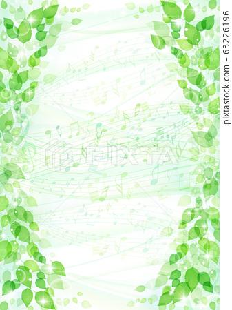 55 vertical leaves 63226196