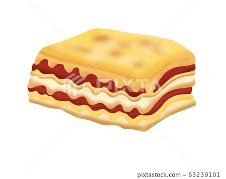 Lasagna (no main line) 63239101