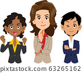 Business team of women of different races 63265162