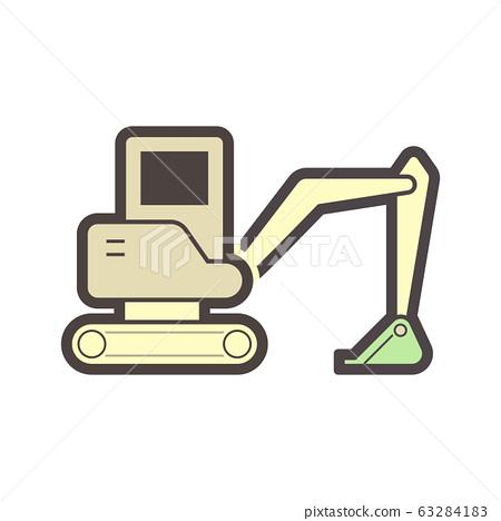 soil excavation equipment 63284183