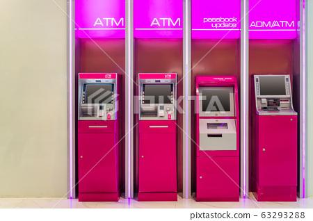 ATM (automatic teller machine) ADM(Automatic Cash 63293288