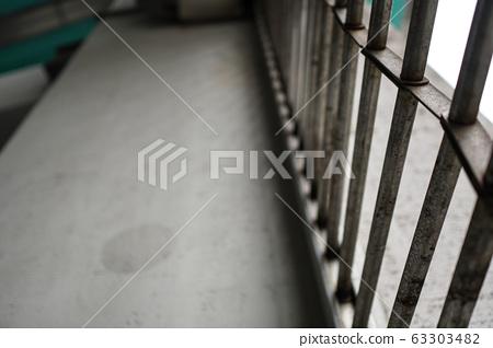 Tokusha鐵製捲閘門,塔樓或車庫的位置。大象屋的安全,防盜系統。 63303482
