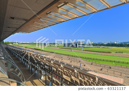 Tokyo Racetrack Main Stand 63321137