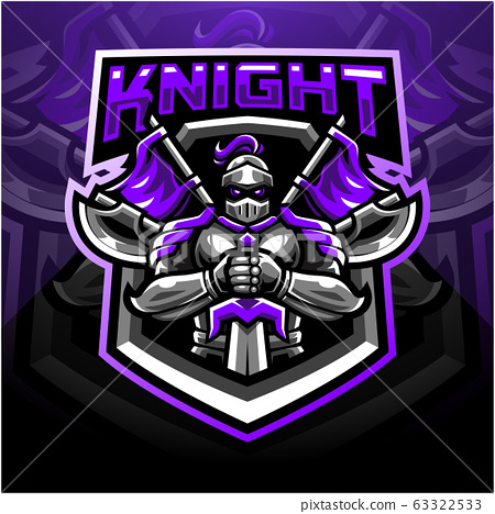 Knight Sport Mascot Logo Design Stock Illustration 63322533 Pixta A wide variety of knights logo options are available to you, such as material, use, and custom order. https www pixtastock com illustration 63322533