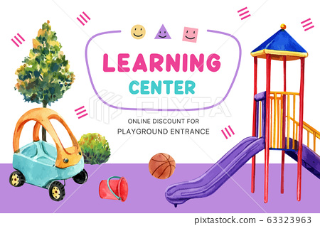 Playground social media design with little tikes, 63323963