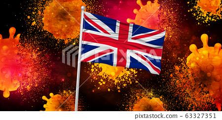 英國電暈病毒被擊退 63327351