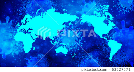 電暈病毒擊退世界 63327371