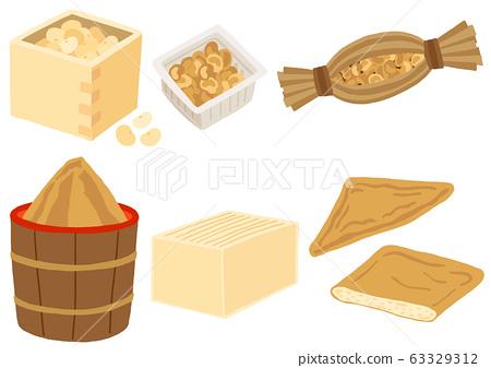 套豆製品味iso納豆豆腐 63329312