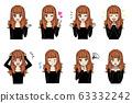 女孩表情套裝① 63332242