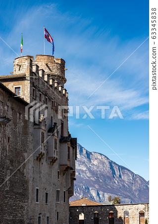 Medieval Castle in Trento Italy - Castello del Buonconsiglio 63345838