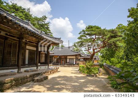 安東河hoe村Okyeonjeongsa寺 63349143