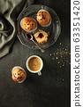 Muffin cake 63351420