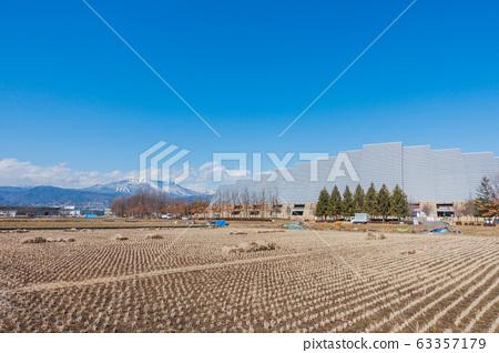 나가노 올림픽 기념 아레나 : 엠 웨이브 나가노시 63357179